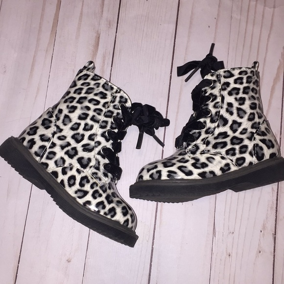 157e1ea925e7 Cherokee Shoes | Toddler Girls Cheetah Print Boots | Poshmark